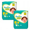 228 Couches Pampers New Baby Premium Protection taille 6