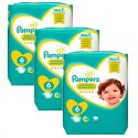 684 Couches Pampers New Baby Premium Protection taille 6
