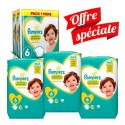 304 Couches Pampers New Baby Premium Protection taille 6