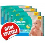 492 Couches Pampers Active Baby Dry taille 3