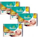 560 Couches Pampers New Baby Premium Care taille 2