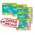 1440 Couches Pampers New Baby Dry taille 2