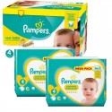 48 Couches Pampers New Baby Premium Protection taille 4
