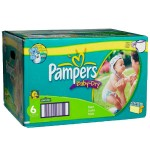 288 Couches Pampers Baby Dry taille 6