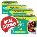 403 Couches Pampers Baby Dry taille 5