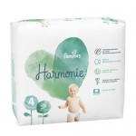 19 Couches Pampers Harmonie taille 4