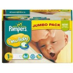 154 Couches Pampers Premium Protection taille 1