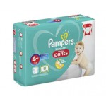 82 Couches Pampers Baby Dry Pants taille 4+
