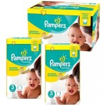 136 Couches Pampers New Baby Premium Protection taille 3