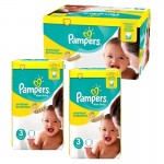 174 Couches Pampers Premium Protection taille 3