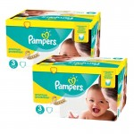 464 Couches Pampers Premium Protection taille 3