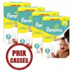 522 Couches Pampers Premium Protection taille 3