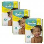 612 Couches Pampers Premium Protection taille 5