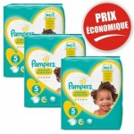 748 Couches Pampers Premium Protection taille 5