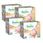 312 Couches Pampers Premium Care taille 1