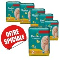 476 Couches Pampers New Baby Dry taille 2