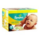 816 Couches Pampers New Baby Dry taille 2