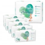 78 Couches Pampers Harmonie taille 2