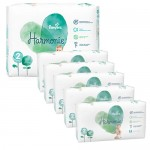 156 Couches Pampers Harmonie taille 2