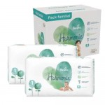 544 Couches Pampers Harmonie taille 1
