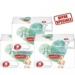 406 Couches Pampers Harmonie Pants taille 4