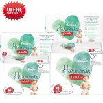 580 Couches Pampers Harmonie Pants taille 4