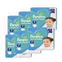 132 Couches Pampers Active Baby Dry taille 7