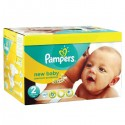 124 Couches Pampers Premium Protection taille 2