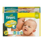 Maxi Pack de 288 Couches Pampers Baby Dry sur layota