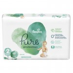 Pack de 27 Couches Pampers Pure Protection sur auchan