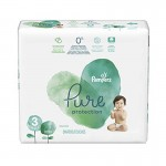 Pack 22 Couches Pampers Pure Protection sur auchan
