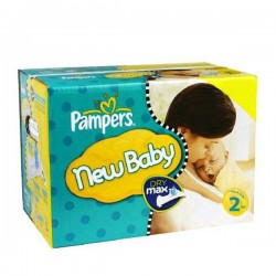 310 Couches Pampers New Baby Premium Protection taille 2
