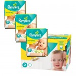 720 Couches Pampers New Baby Premium Protection taille 2