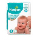 36 Couches Pampers ProCare Premium protection taille 2