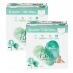 105 Couches Pampers de Pure Protection sur auchan