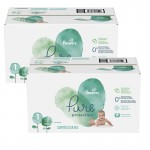 140 Couches Pampers Pure Protection taille 1