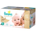 390 Couches de Pampers Premium Care sur auchan