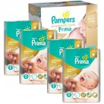 Pack de 44 Couches de Pampers New Baby Premium Care sur auchan