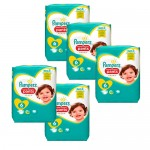 74 Couches Pampers Premium Protection Pants taille 6