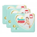 190 Couches Pampers Premium Protection Pants taille 4