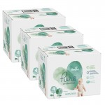76 Couches Pampers Pure Protection taille 4