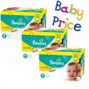 288 Couches Pampers New Baby Premium Protection taille 4