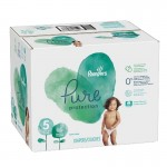 119 Couches Pampers Pure Protection taille 5