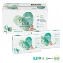 100 Couches Pampers Pure Protection taille 1