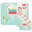 684 Couches Pampers Premium Protection Pants taille 4